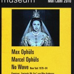 Filmmuseum, Vienna, Austria. June 7-8, 2010. No Wave, New York 1976-84. Films: L.E.S. and X Magazine Benefit. Curated by Christian Holler.