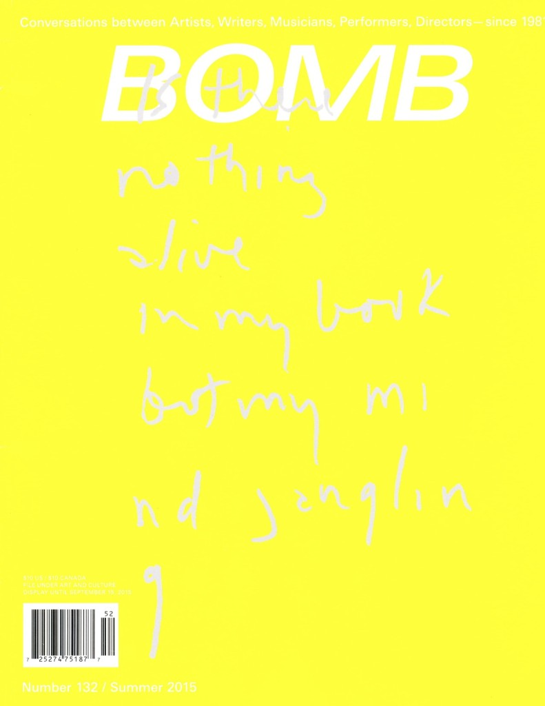 bombmag cover